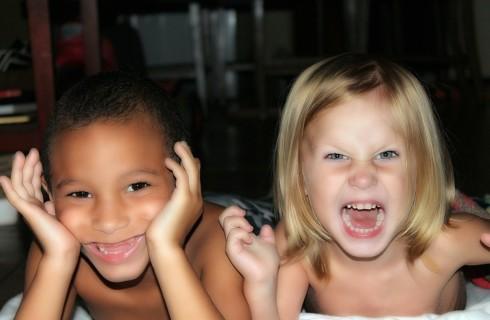 Надо ли позволять своим детям ругаться?