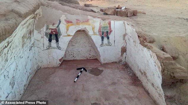 Оазис Дахла в Египте раскрыл одну из своих тайн