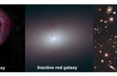 Калифорнийские астрономы обнаружили гигантскую мертвую галактику